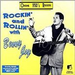 BENNY JOY - ROCKIN' AND ROLLIN' WITH - MONSTER 50s/60s ROCKIN' CD